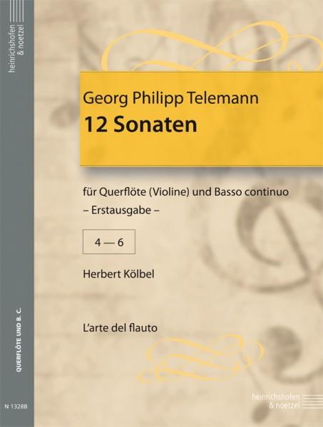 Zwölf Sonaten , Heft 2
