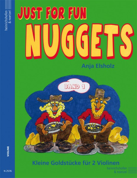 Nuggets, Bd 1