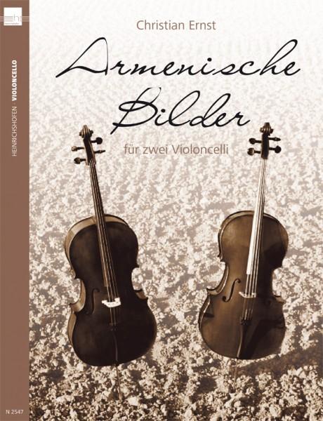 Armenische Bilder für zwei Violoncelli