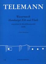 Wassermusik Hamburger Ebb und Fluth
