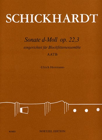 Sonate d-Moll