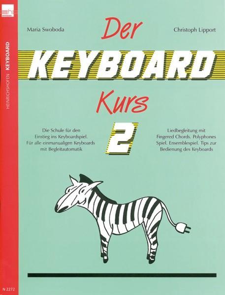 Der Keyboard-Kurs, Bd 2