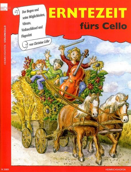 Erntezeit fürs Cello, Band 5